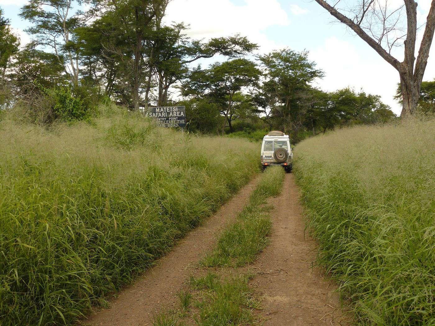Passage Fronti 232 Re Zimbabwe Venant D Afrique Du Sud