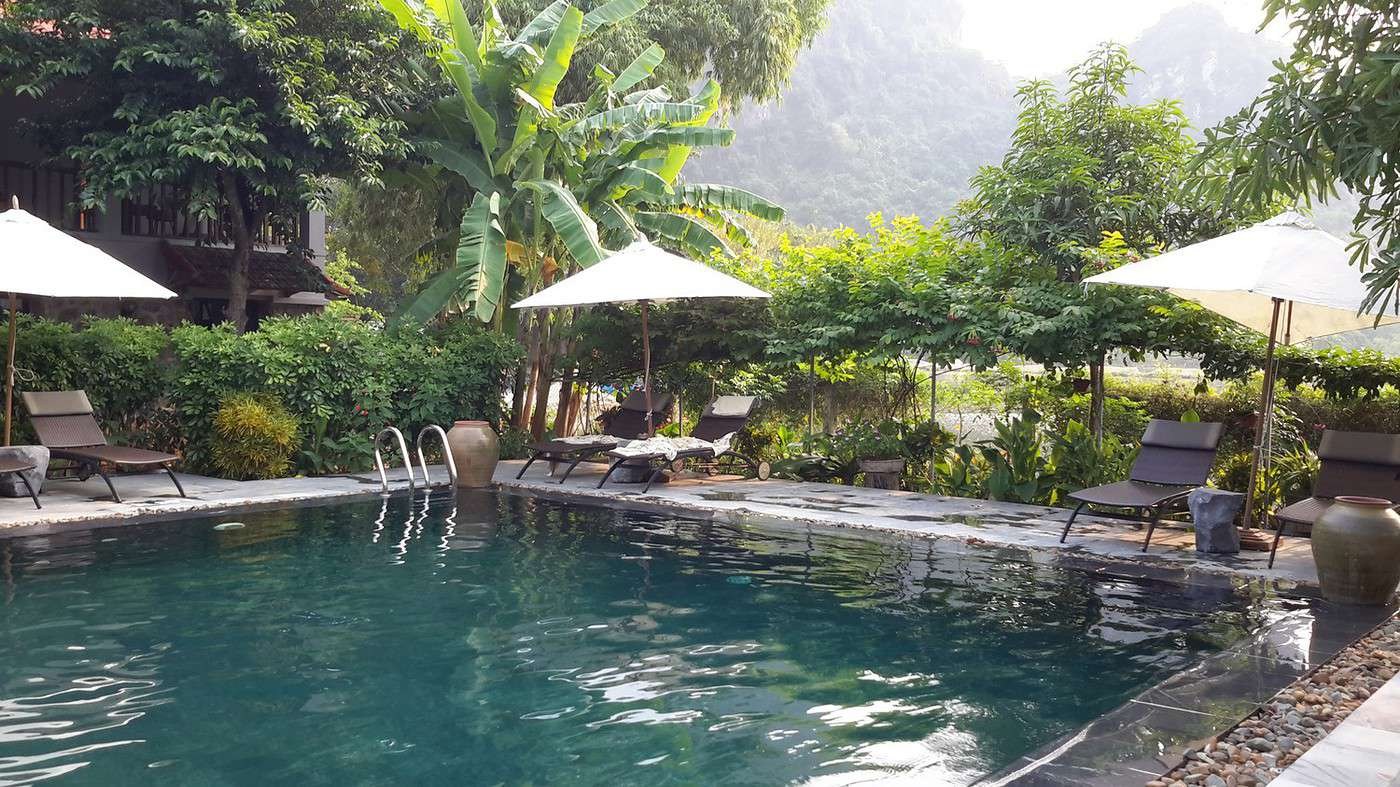 Retour d 39 une quinzaine de jours dans le nord du vietnam for Piscine jardin lons
