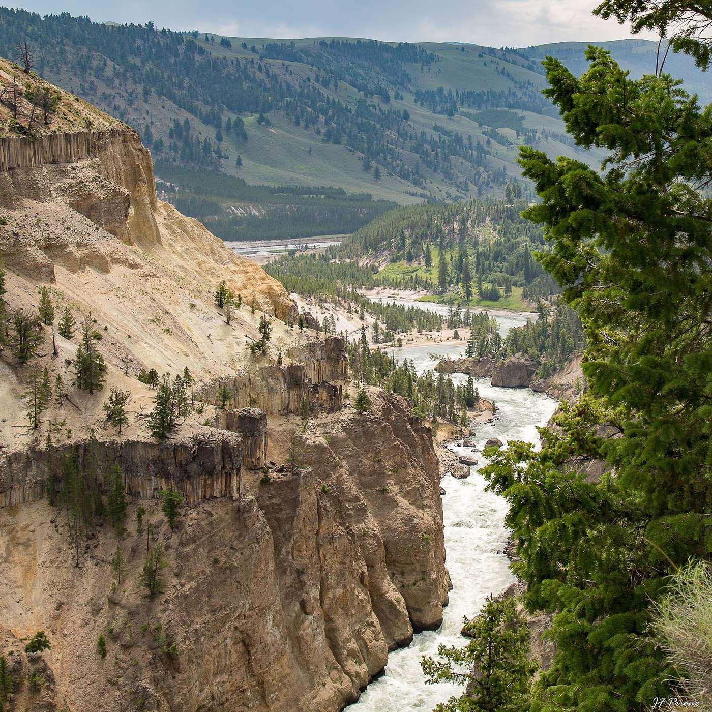 Parc national de Yellowstone Full branchement RV sites datant d'un Conseil chinois femme