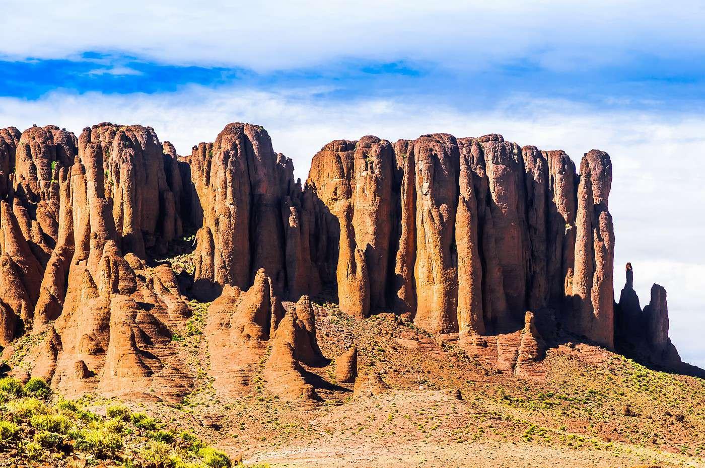 Djebel Saghro (massif du Maroc) - Guide voyage