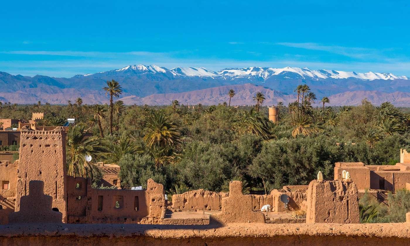 Skoura (petite ville du Maroc) - Guide voyage