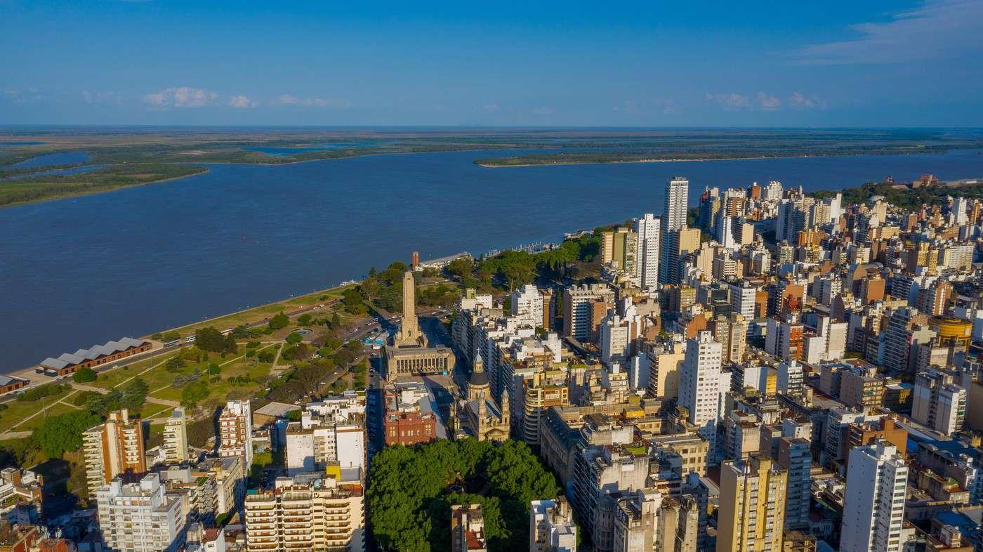 مدينة روساريو الرائعة