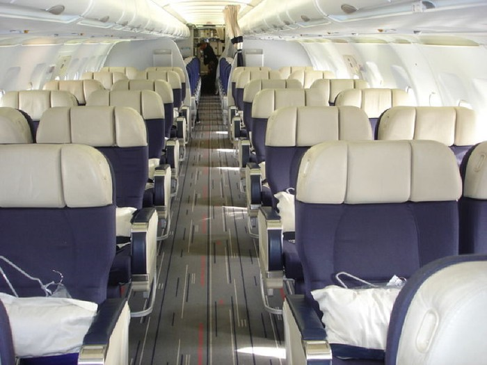 Photos d 39 air france compagnies a riennes france for Interieur d avion air france
