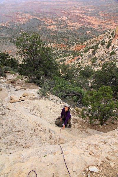 Aventures Dans Le Grand Canyon Deer Creek Falls