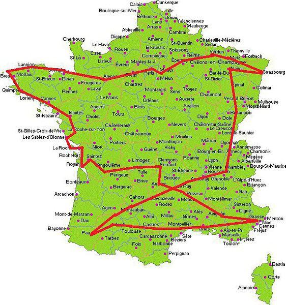 De Tour Voyage PiedTrekRandonnéegt; France À Forum odCxrBe