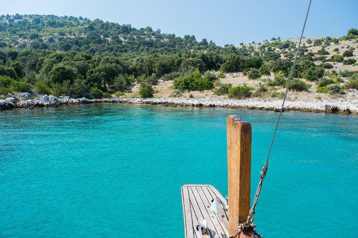 Visiter les îles Kornati avec Tommy, une belle balade dans un archipel unique 4