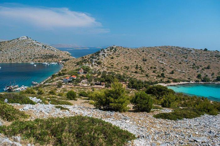 Visiter les îles Kornati avec Tommy, une belle balade dans un archipel unique 17