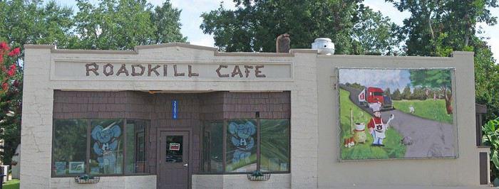 Roadkill Cafe Maine Menu