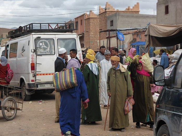 Carnet de voyage : 4 semaines au Maroc en automne  - jbf