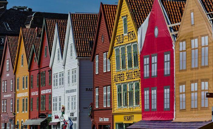 Retour 2 semaines Suède (Stockholm) et Norvège (Bergen) - manu.s