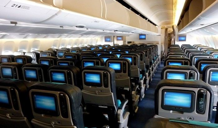 Interieur boeing 777 air austral for Interieur boeing 777