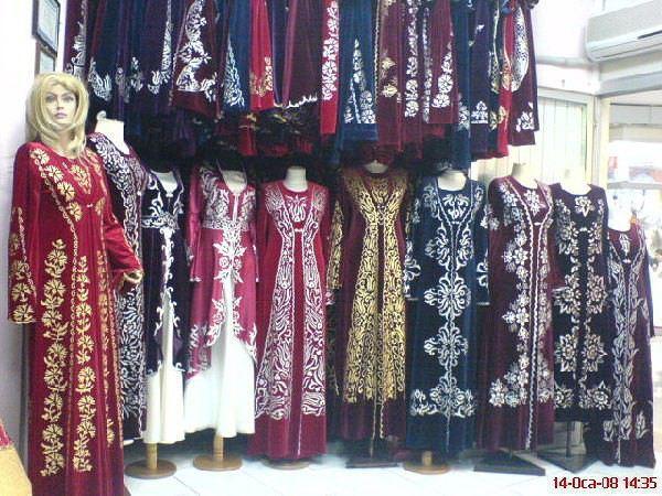 Robe de soiree a istanbul