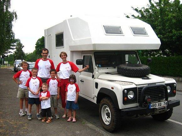 4x4 aménagé ou camping-car pour tour du monde?   voyage en 4x4