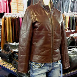 Veste cuir sur mesure marrakech