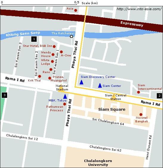 Cherche h tel proche de l 39 a roport bangkok et shopping for Cherche un hotel