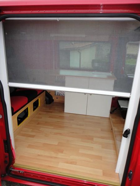 am nagement d 39 un fourgon am nag font vendome. Black Bedroom Furniture Sets. Home Design Ideas