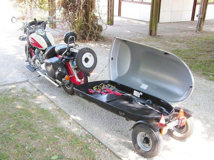 remorque moto une roue a vendre