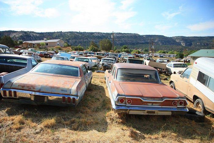 Cimetiere Avion Usa cimetières et musées de voitures et d'avions dans le sud des etats