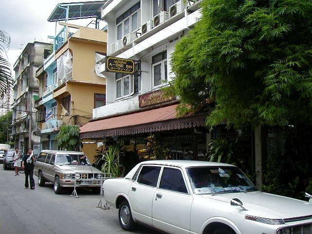 Recherche h tel bangkok for Recherche hotel