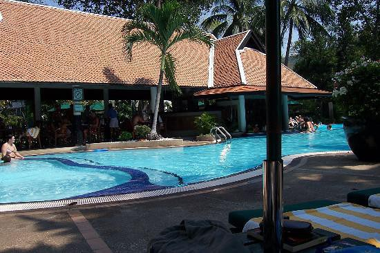 H tel avec grande piscine bangkok forum tha lande - Hotel bangkok piscina ...